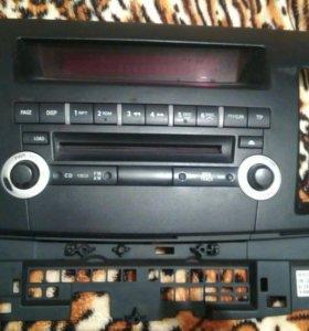 Аудиоконсоль на лансер10
