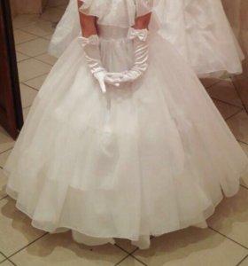 Бальное платье. Дизайнер Ангелина Голдберг.