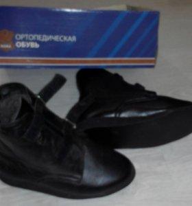 Ортопедические ботинки женские