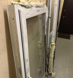 Окно пластиковое ( и дверь)
