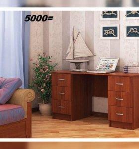 стол письменный ПКС- 5 тхм