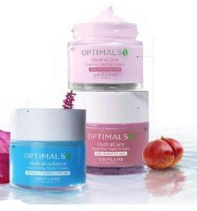 Увлажняющий крем Oriflame для всех типов кожи