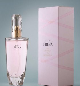Новые духи Avon Prima