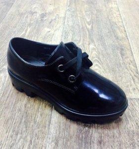 новые ботиночки размера 38 и 41