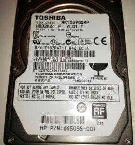 HDD 2,5 Toshiba 1Tb
