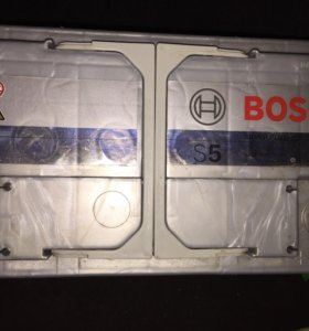 аккумуляторы Bosch 85ah,800a-2шт