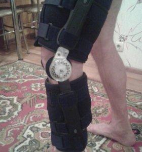 Артез на ногу