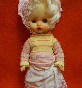 Кукла из СССР.
