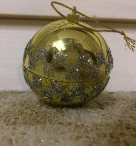 Шкатулка шарик
