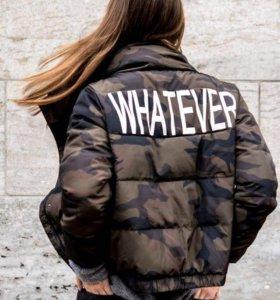 Куртка Zara 48 р