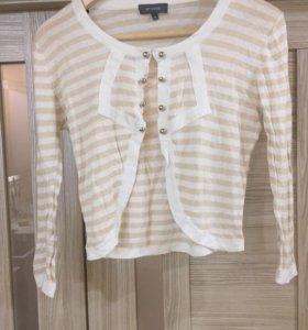 Блуза-болеро Et Vous