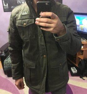 Новая стильная мужская куртка army koton