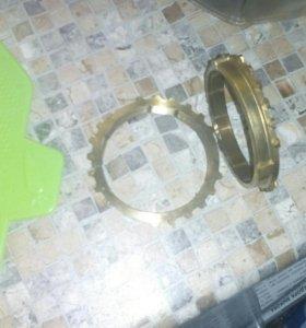 Синхронизаторы кольца