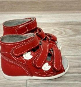 Ортопедические сандалии Скороход
