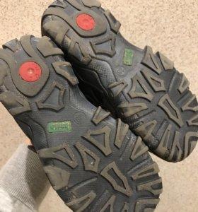 ботинки bama tex