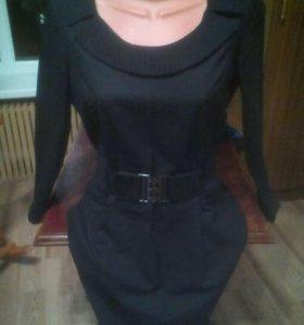 новое классическое платье