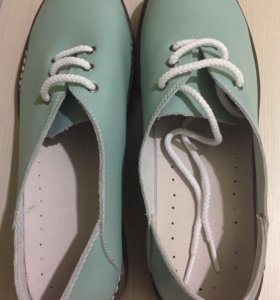 Туфли, натуральная кожа, новые.
