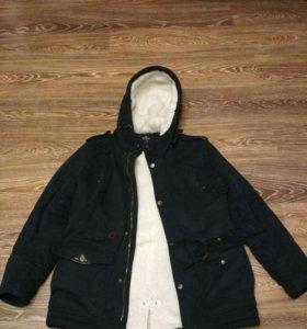 Куртка(парка) мужская