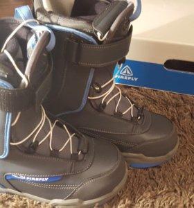 Ботинки сноубордические FIREFLY женские