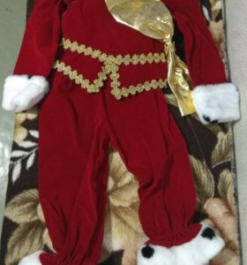Новогодний костюм Король.