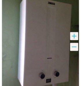 Газовая водонагревательная колонка ZANUSSI