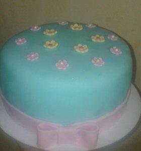 Торт, тортики детские и не только)