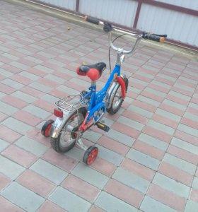 Велосипед мурзик