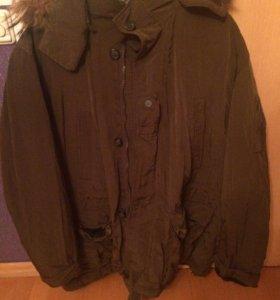 Зимняя мужская куртка Camel Active
