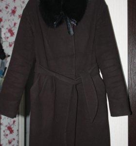 Пальто Зима .