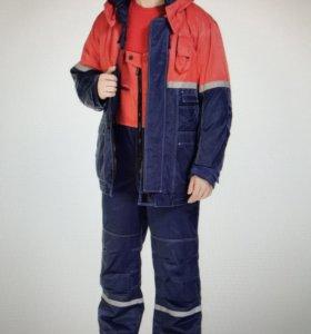 """Зимний костюм """"Таёжник"""""""