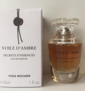 """Yves Rocher """"Voile d'ambre"""""""