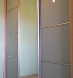 #встроенные шкафы-купе,гардеробные