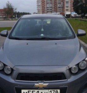 Chevrolet Aveo, седан, 2012