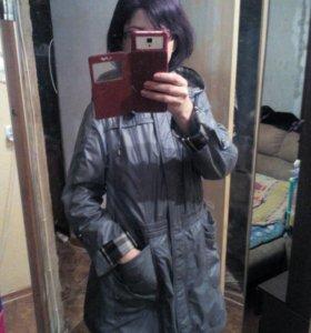 Пальто на синдепоне 48-50р.