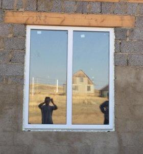 Окна на дачу