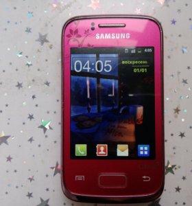 Samsung Galaxy Y Duos LaFleur