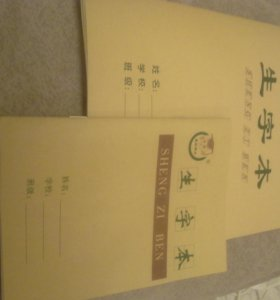 Прописи для изучения китайского языка из Китая