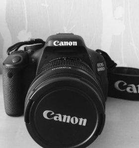 Canon EOS 600D Kit 18-55