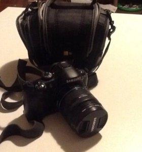 Цифровой фотоаппарат Samsung NX11 (беззеркалка)