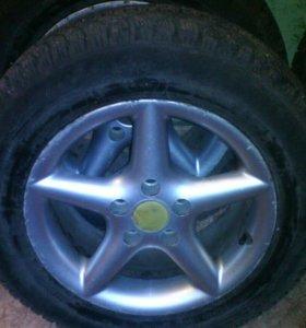 Зимние колёса R15