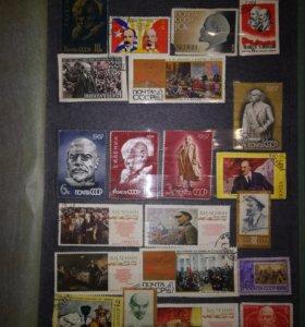 Продам марки.