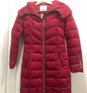 Пальто зимнее.пуховик