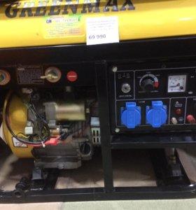 Генератор бензиновый сварочный Greenmax LTW-190B