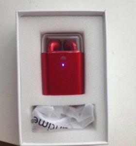 iPhone 6s и беспроводные наушники