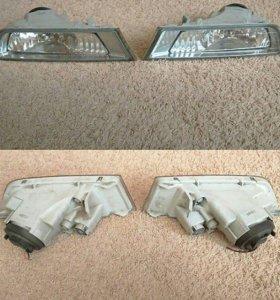 Туманки на Honda Acord