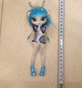 Кукла, высота 18 см