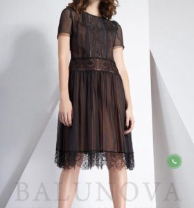 Платье новое Balunova 42-44 размер