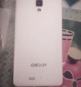 Телефон DEXP