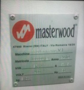 Станок ЧПУ Masterwood Project 400 v1
