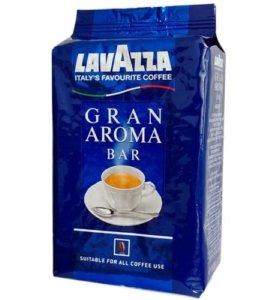 Кофе в зернах Lavazza Gran Aroma Bar 1kg